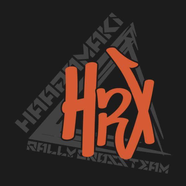 HRX Paita Vapaa-aika Logo