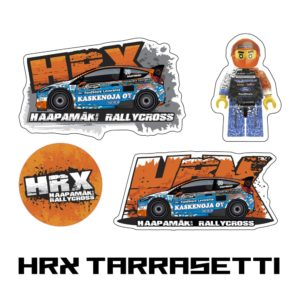 HRX tarrasetti