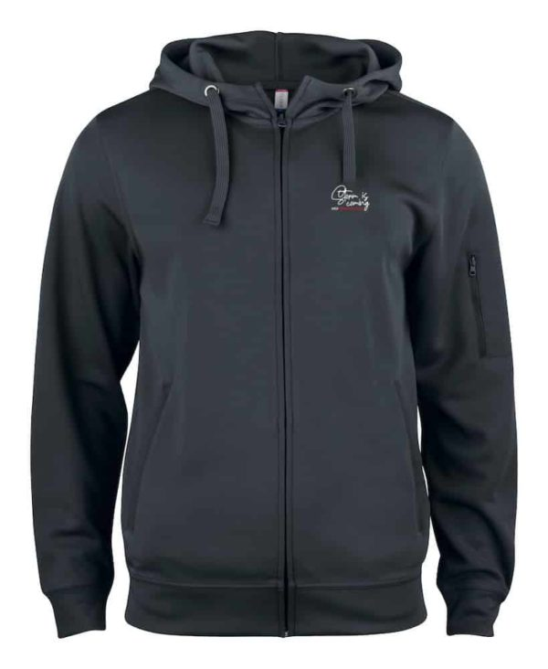 HRX Hoodie front adults
